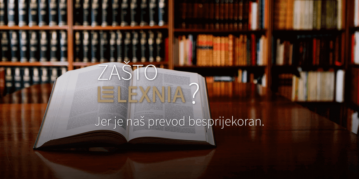 Lexnia Stalni Sudski Tumac Za Engleski Jezik Banja Luka